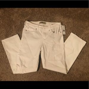Liverpool white jeans